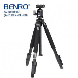 BENRO百諾  鎂鋁合金 A250FBH00 都市精靈系列扳扣式腳架套組  送原廠腳架袋