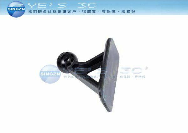 「YEs 3C」GARMIN GDR190 適用 黏貼式短型球頭固定座 010-12197-01