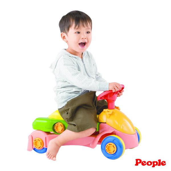 People - 5合1變身學步車 4
