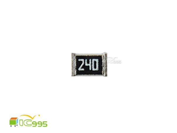 (ic995) 0805 貼片電阻 24Ω 5% 電阻 電子零件 壹包20入 #005098