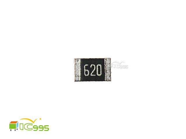 (ic995) 0805 貼片電阻 62Ω 5% 電阻 電子材料 壹包20入 #005388