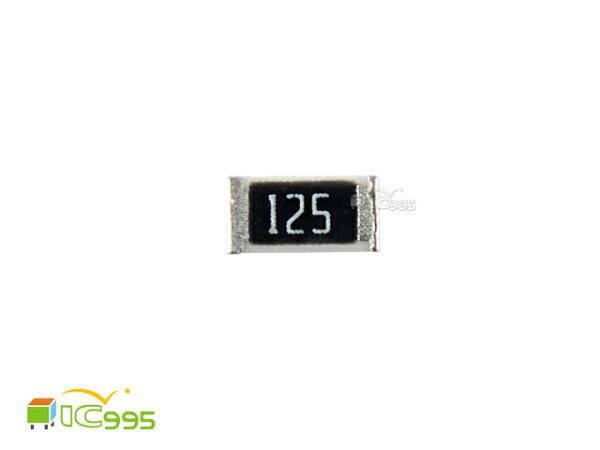 (ic995) 1206 貼片電阻 1.2mΩ 5% 電阻 電子材料 壹包10入 #004364