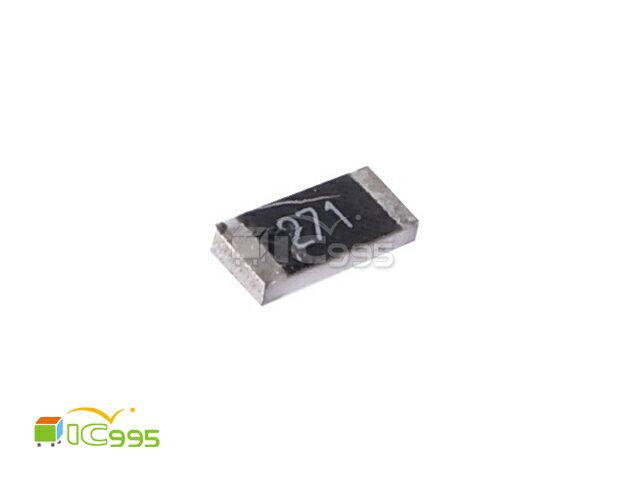(ic995) 1206 貼片電阻 5% 270RΩ 1/4W 電阻 電子材料 壹包10入 #4540