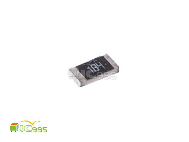 (ic995) 1206 貼片電阻 5% 180KΩ 1/4W 電阻 電子材料 壹包10入 #4601