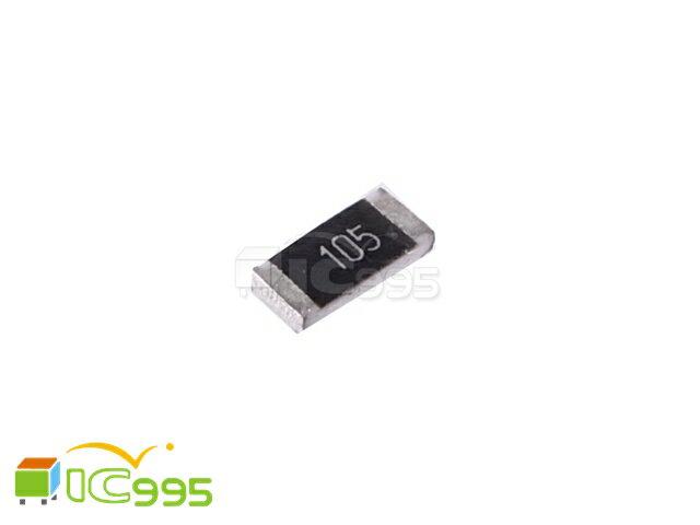(ic995) 1206 貼片電阻 ±5% 1MΩ 1/4W 壹包10入 #14625