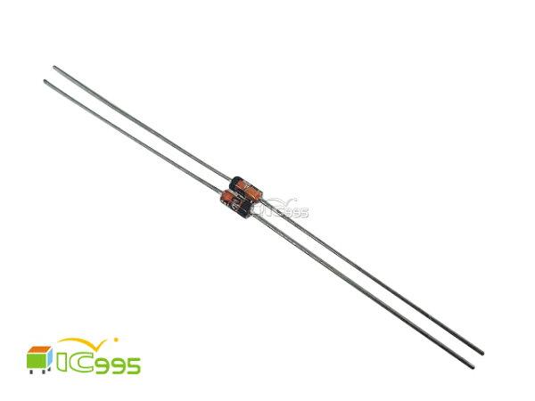 (ic995) 電子零件 - 1/2W 2V 稽納二極體 1包5入 #2585
