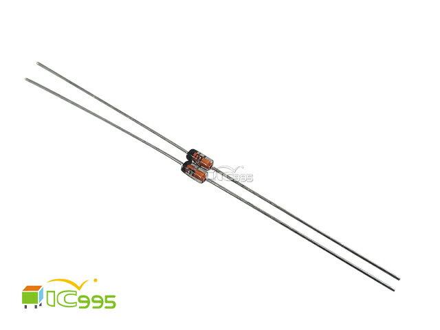 (ic995) 電子零件 - 1/2W 4V3 稽納二極體 1包5入 #2240