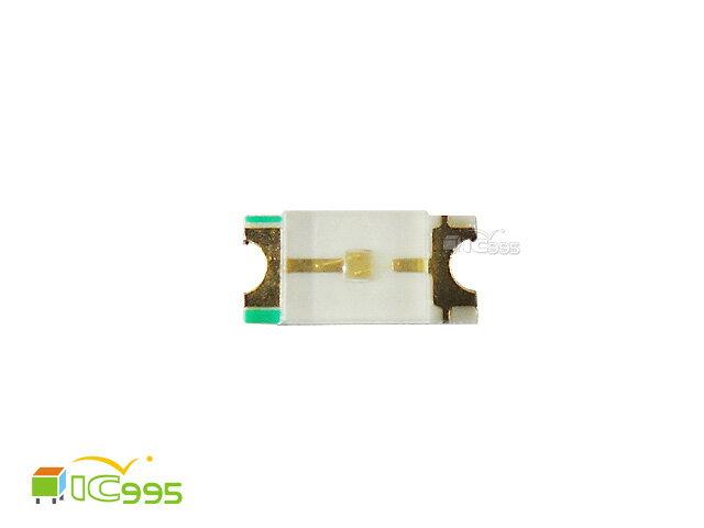 (ic995) 1206 SMD LED燈 電子零件 發光二極體 變壓器燈 壹包10入 翠綠色 #013321