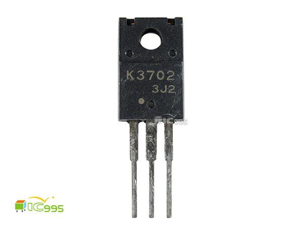 (ic995) N溝道矽 MOSFET - K3702 TO-220 壹包1入 #14038