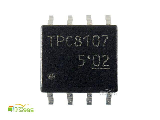 (ic995) 場效應晶體管 矽P溝道 MOSFET - TPC8107 SOP-8 壹包1入 #0100