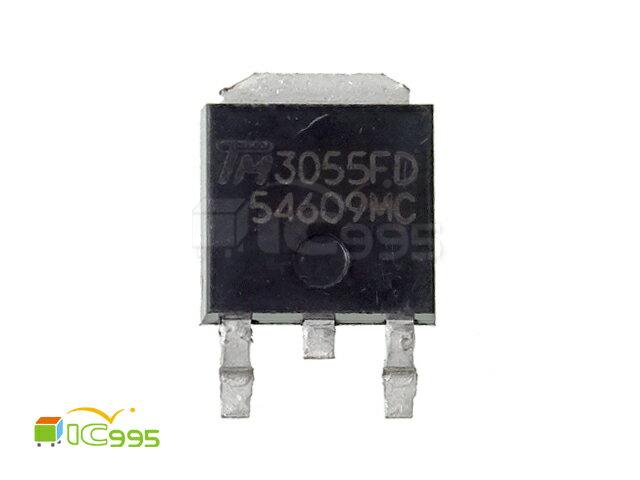 (ic995) 3055FD TO-252 主機板維修材料 IC 芯片 壹包1入 #0209