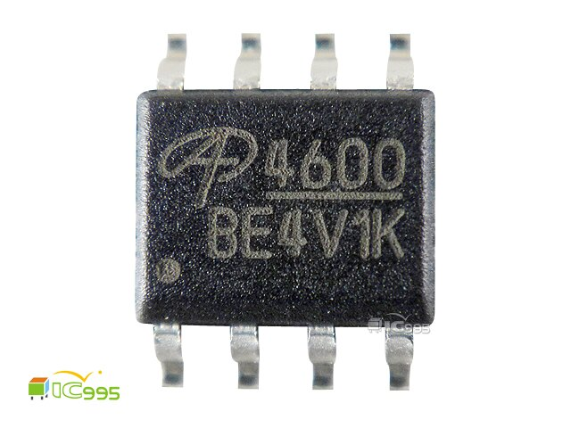 (ic995) 互補增強型 場效應晶體管 IC 芯片 - AO4600 SOP-8 壹包1入 #1503