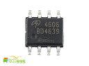 (ic995) AO4606 SOP-8 互補增強型 場效應晶體管 IC 芯片 全新品 壹包1入 #0185