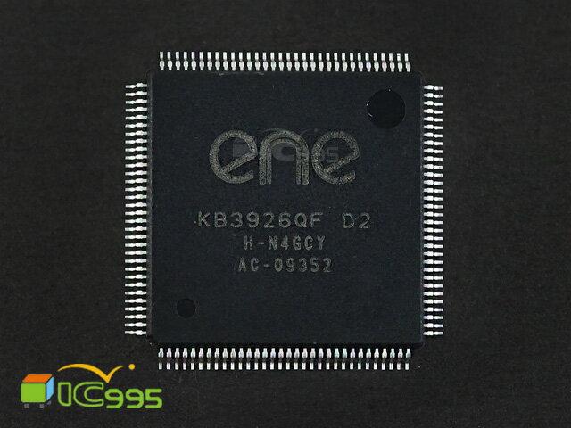 (ic995) ENE KB3926QF D2 TQFP-128 電腦管理 芯片 IC 全新品 壹包1入 #7084