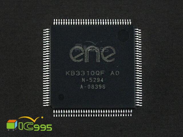 (ic995) ENE KB3310QF A0 TQFP-128 電腦管理 芯片 IC 全新品 壹包1入 #7107