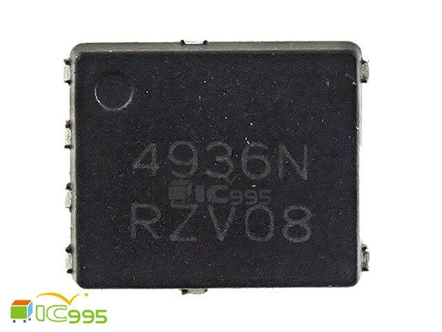 (ic995) 4936N QFN-8 功率MOSFET A單N溝道 場效應管 芯片 IC 全新品 壹包1入 #7305