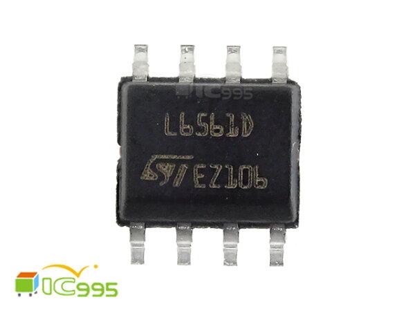 (ic995) L6561D SOP-8 功率因數校正 芯片 IC 全新品 壹包1入 #6379