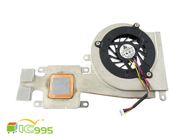 (ic995) 華碩 ASUS 風扇 散熱 系統風扇 4pin 帶散熱座 筆電 散熱器 全新品 壹包1入 #0761