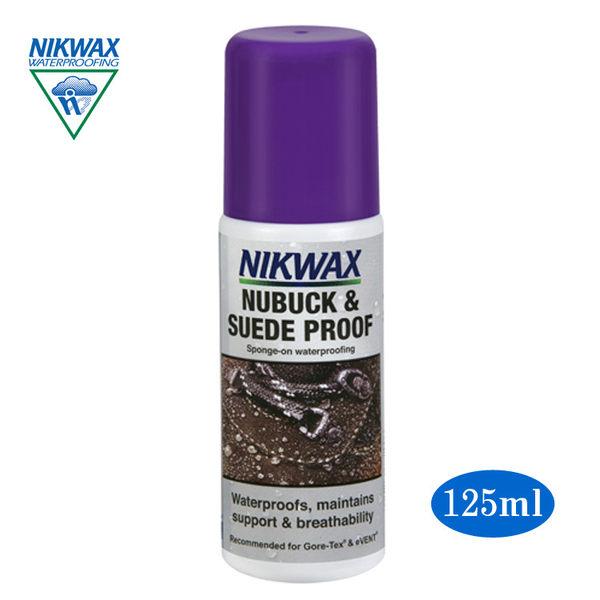 NIKWAX Nubuck/反毛皮噴霧劑772《125ml》 / Nubuck & Suede Spray / 專業機能性GORE TEX 噴霧劑 /英國原裝進口