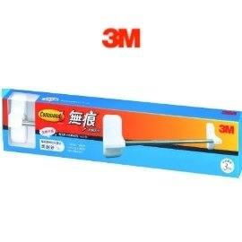【3M】無痕防水收納系列 毛巾架 17629B