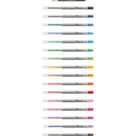 UNI UMR-109-38 多色筆系列0.38中性筆替芯