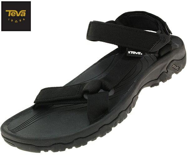 [陽光樂活] Teva Hurricane XLT  男 織帶專業水陸運動涼鞋 4156 BLK 黑