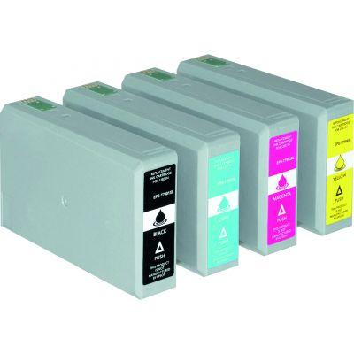 T7901 / T7902 / T7903 / T7904 PACK 4  EPSON tintas compatibles BK-C-M-Y 0