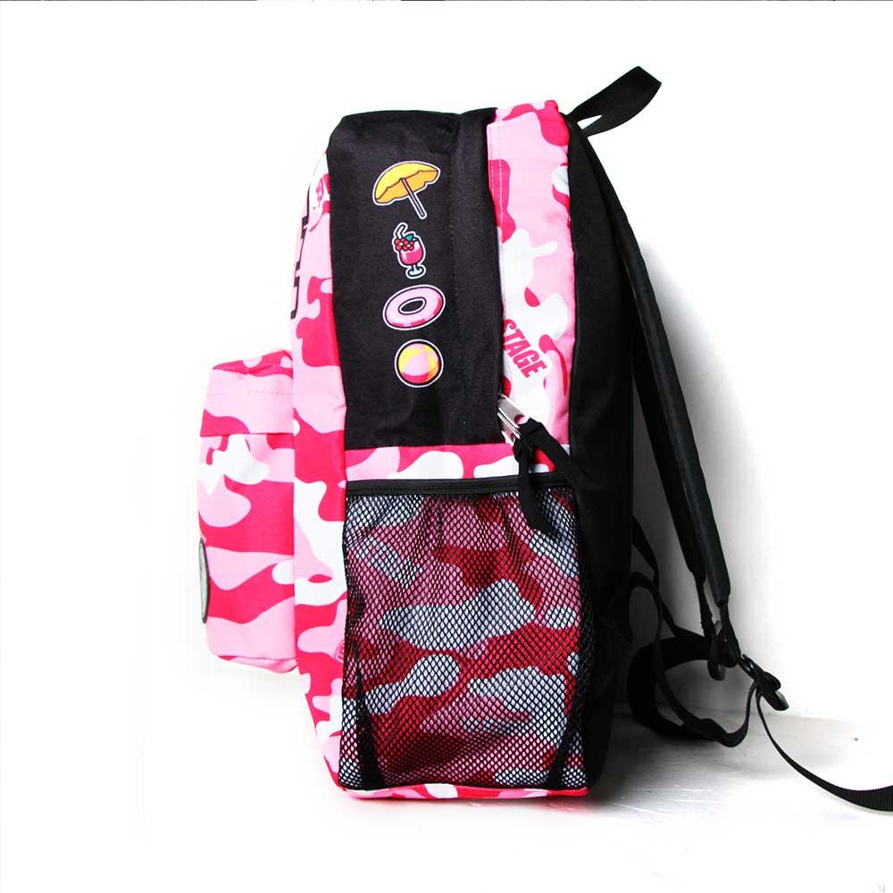 STAGE BAG × UNCLES FRIENDS PISCES BACKPACK 粉紅色 雙魚座 3