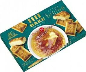 森永 BAKE 焦糖布丁燒10盒入