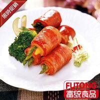 中秋節烤肉食材到【富統食品】培根B (1KG/包;約36片)《1017-1101↘209》