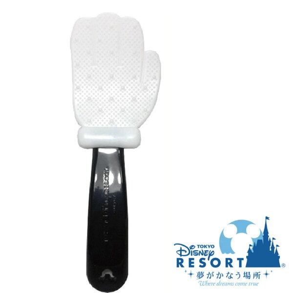 Disney 米奇飯匙 黑色Mickey