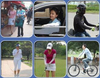 《意生》Hicool超彈性防曬萊卡袖套 防曬彈性布料透氣高爾夫防紫外線 運動套袖騎行開車遮陽防晒防紫外線