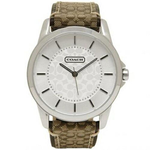 COACH 款LOGO皮帶腕錶 14601506 ~  好康折扣