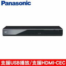 Panasonic USB/HDMI DVD光碟撥放機 DVD-S500-K