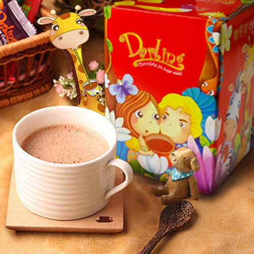 《親愛的團團賺》巧克力(不加糖)*3盒(送馬克杯) 4