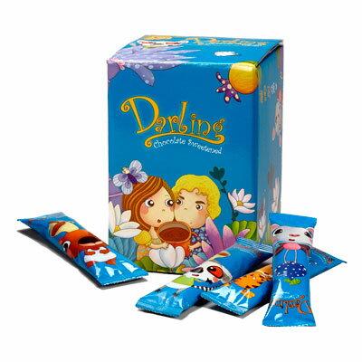 ↘市價5折★《親愛的》團團賺˙湛藍香甜巧克力*6盒 3