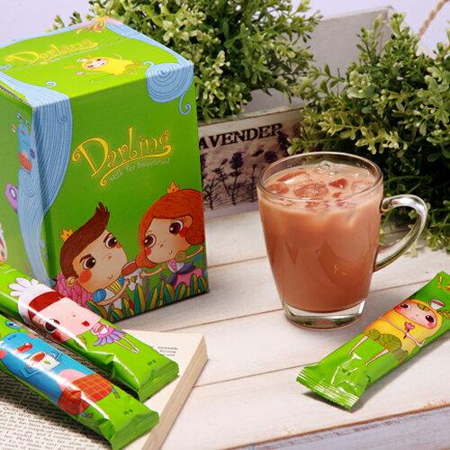 《親愛的》團團賺˙香濃泡沫奶茶*6盒(120包) ,樂天熱銷NO.1 6