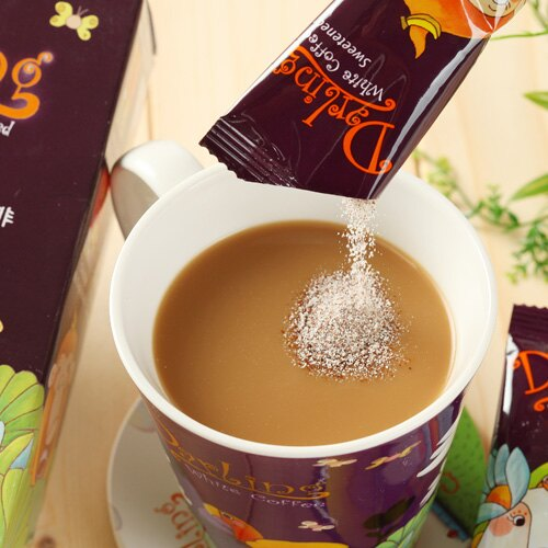 《親愛的》團團賺˙三合一白咖啡*3盒(送馬克杯) 2