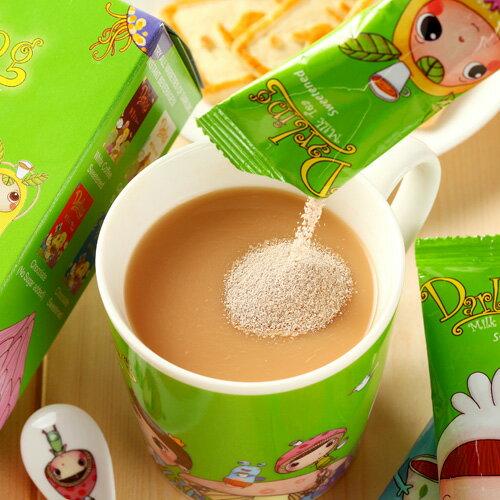 《親愛的》團團賺˙香濃泡沫奶茶*6盒(120包) ,樂天熱銷NO.1 2