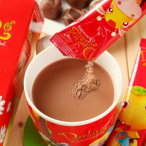 《親愛的》巧克力(不加糖)10包(30g/包) 2
