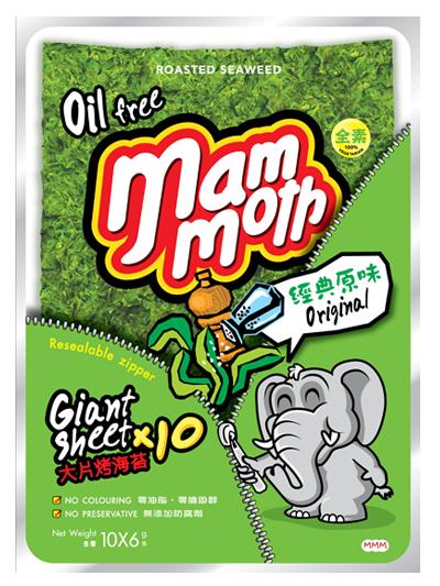 MM象泰式烤海苔-經典原味 0