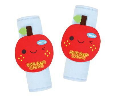 『121婦嬰用品館』拉孚兒 安全帶護套 - 蘋果 0