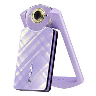 ◎相機專家◎ Casio TR60 大全配 紫色 送16G+副電+座充+保護貼+皮套+高級腳架 TR-60 群光公司貨