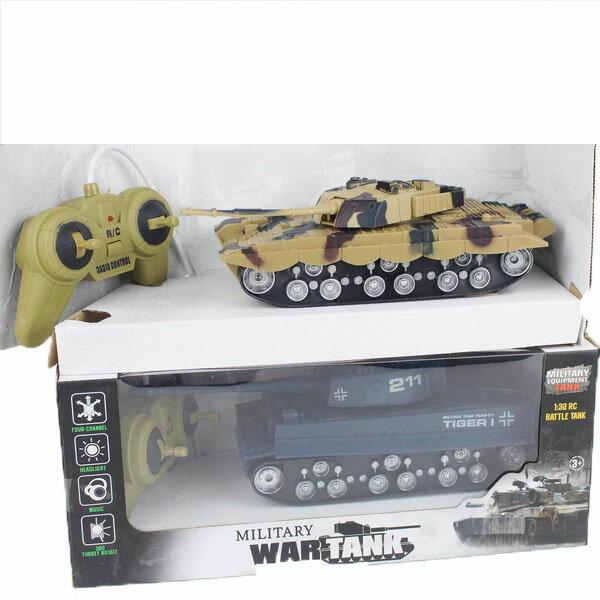 遙控戰車 369 無線遙控坦克車 1:32(附電池)/一個入{促400}~CF125480