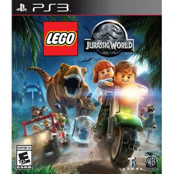 PS3 樂高:侏儸紀世界 英文美版 LEGO JURASSIC WORLD
