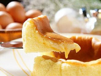 原味半熟蜂蜜蛋糕^(6吋^)