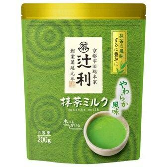 片岡辻利袋牛奶抹茶粉 200g - 限時優惠好康折扣