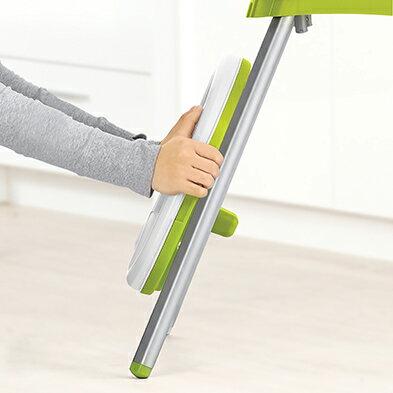 義大利【Chicco】Stack三合一多功能成長高腳餐椅(6M-3Y)-藍 5