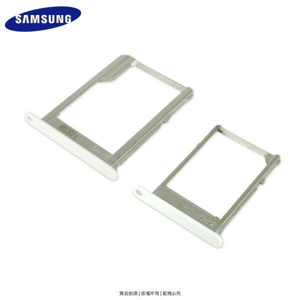 Samsung Galaxy A3 /A5/A7 專用 原廠 SIM卡蓋 (兩入一組) /Micro SD 記憶卡蓋/卡托/卡座/卡槽/SIM卡抽取座