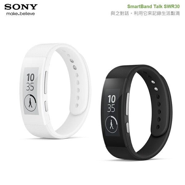 Sony SmartBand Talk SWR30 通話智慧手環/藍芽3.0/Android 4.4/防水/運動/HTC Desire 728/820s/816/826/820/626/One M8/M9/E9/M9+/E9+/Butterfly 2/3/SONY Xperia M5/Z5/C5/Z3+/C4/C3/E4g/神腦公司貨